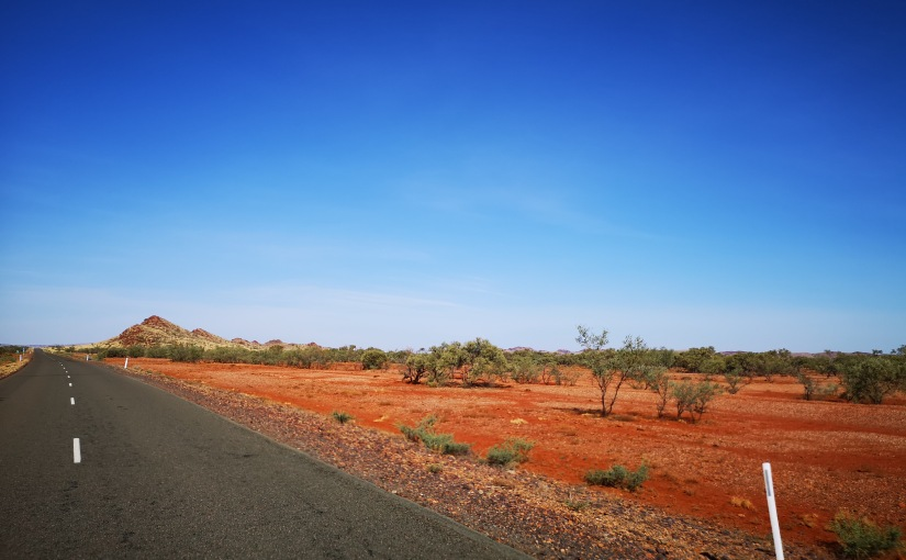 On the Road: Coral Bay – TomPrice