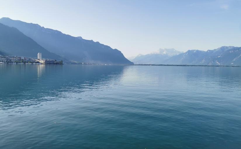 Berne-Camargue à vélo, Tag 3: Montreux – Genève,93km